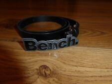 BENCH women's leather belt