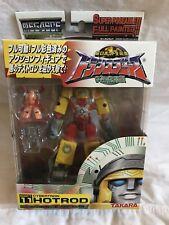 Takara/Transformers Mega SCF Cybertron HOTROD #11 Brand New in Box