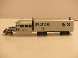 Precision Engineered  Rio Grande Southern 3 HO Scale Brass Galloping Goose