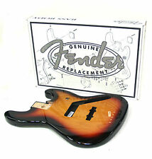 Fender Jazz Precision Bass Erle Body-Brown Sunburst 099-8008-732 5 LBS
