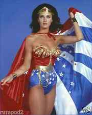 Wonder Woman Movie Poster/16x20 inch reproduction/Linda Carter