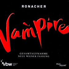 ORIGINAL CAST WIEN 2009 - TANZ DER VAMPIRE-DAS MUSICAL  2 CD NEUF