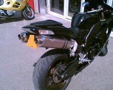 Kawasaki ZX10R 06-07 Titanium Tri-Oval Road Legal MTC Exhausts