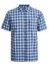 Black Canyon Herren Trekking Hemd Outdoor Größe M weiß//blau//grün//schwarz*NEU*