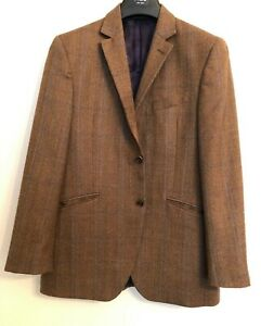 Austin Reed Men Blazer Wool Outer Shell S For Sale Ebay