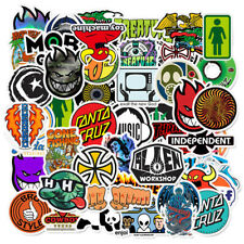 50Pcs Sticker Pack Bomb Vinyl Graffiti Decals Dope Skateboard Luggage Laptop Car
