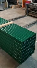 Fence Post, Box section, 60x40mm Or Different, Various Colours, Galvanized