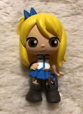 FUNKO MYSTERY MINI ANIME SERIES 1 Lucy Fairy Tail Hot Topic Exclusive Rare 👀