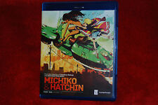 Michiko to Hatchin: Part One (Blu-ray, 2013, 2-Disc Set) FUNIMATION ANIME SET