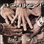 Bon Jovi : Keep the Faith Rock 1 Disc CD