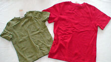 NWT GYMBOREE SHARK PATROL BASIC RED GREEN POCKET TSHIRT TOP SHIRT SUMMER U PICK