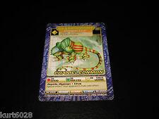 BANDAI DIGIMON CARD BO-260 CHAMELEONMON -FREE COMBINED SHIPPING-GOOD CONDITION