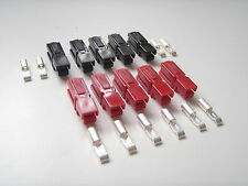 10 X Anderson PowerPole 15AMP Eléctrico Conector Plug, Golf Trolley, Kit de coche