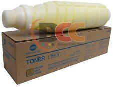 A1U9231 YELLOW TONER FOR KONICA MINOLTA BIZHUB PRESS C60HC C70HC TN617Y