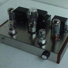 DIY kit 6n9p + EL34-B class A vacuum tube amplifier tube AMP 13W+13W