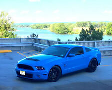 2010 Ford Mustang Shelby GT500 Coupe 2-Door