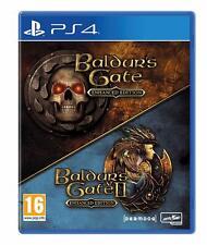 Baldur's Gate Enhanced Edition PS4 Game
