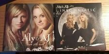 Aly & AJ - 2 cd lot - Into The Rush & Insomniatic - ONE LOW PRICE