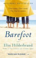 Barefoot by Elin Hilderbrand (2009, Paperback, Large Type)