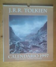 Calendario 1997 Italian Tolkien Society