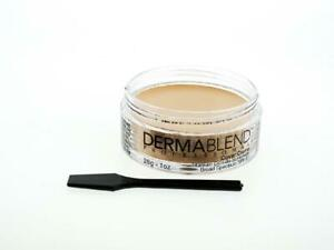 Dermablend:Cover Creme Foundation SPF 30-Warm Ivory (Chroma 1/2)