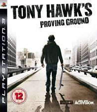Tony Hawk's Proving Grounds [PlayStation 3 PS3, Region Free, Skateboard Tricks]