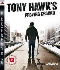 Tony Hawk's Proving Grounds [PlayStation 3 PS3, Region Free, Skateboard Tricks]