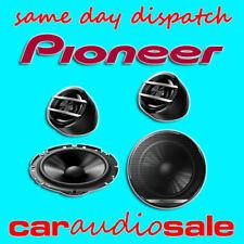 """PIONEER TS-G170C 6.5"""" INCH 17CM 300 WATT 2 WAY COMPONENT CAR VAN DOOR SPEAKERS"""