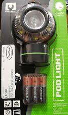 MYCHANIC POD Light (250 Lumen) - Portable Rotating Work Light With Strong Base,