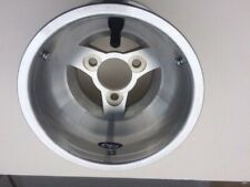 "Oke TOP QUALITY Italian 6"" Alloy Hub Mounted Race Wheel"
