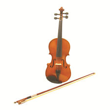 Virtuoso Violin Color Brown Violin Black Case For Kids