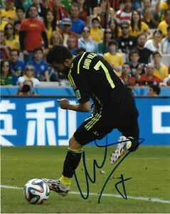 New York City FC David Villa Autographed Signed 8x10 MLS Photo COA B