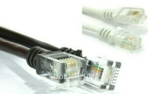 ADSL 2+ HIGH SPEED BROADBAND INTERNET MODEM ROUTER LEAD, 6P4C RJ11 TO RJ11 CABLE