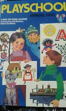 Vintage Playschool Annual 1980