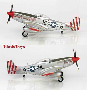 Hobby Master 1:48 P-51D Mustang American Beauty John Voll San Severo AB HA7739