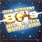 Various Artists - Biggest 80's Hits in the World Ever (1998) 2 x CD