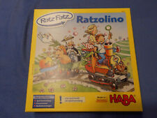 Haba Nr. 4574 - Ratz Fatz - Ratzolino
