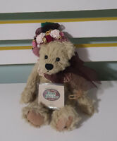THE GANZ COTTAGE TEDDY BEAR  28CM TAGS! LORRAINE CHIEN! CC1716 DORIS 1ST EDITION