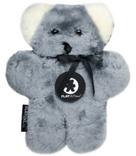 Koala Grey Flatoutbear Large Australian Sheepskin Teddy Bear Size 30cm X 25cm O