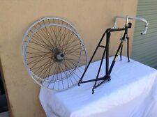 Bianchi Bicycle Frame Sport SX Italian Style w/ Araya Rims ORIGINAL Vintage