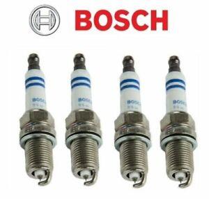 Fits Honda Civic Element Acura TSX Set of 4 Pcs Spark Plugs Bosch Platinum 6714