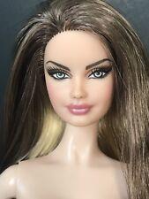 OOAK Skipper Barbie Doll Barbie Repaint Custom Model Muse Hair Streaks Enhanced