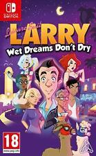 Leisure Suit Larry: Wet Dreams Don't Dry [Nintendo Switch Region Free] NEW