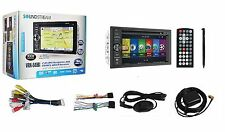 "Soundstream VRN-64HB DVD/CD/MP3 Player 6.2"" Touchscreen GPS Navigation Bluetooth"