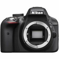 Nikon D3300 (BODY ONLY) 24.2MP DSLR Camera with Extras-please check description