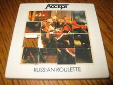 """Accept Schiebepuzzle zur Promotion des """"Russian Roulette""""-Albums, Promo, megarar"""
