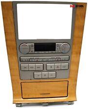 2007-2010 Lincoln Navigator Ac Heater Climate Control Bezel 7L74-18C612-B