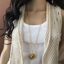 Fashion Jewelry long chain Sweater necklace tree of life pendant Made in USA