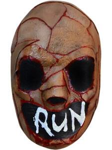 The Purge Run Mask Costume Accessory
