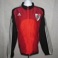 """2006 River Plate Argentina Training Jacket, Adidas, Large 44-46""""(Mint Condition)"""
